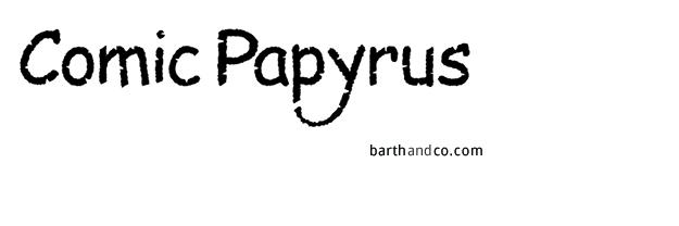 bigcomic_papyrus